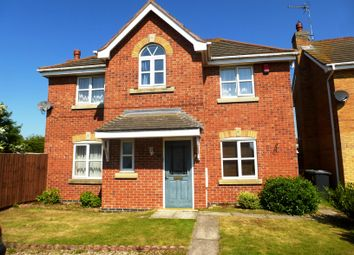 Thumbnail 4 bed detached house to rent in Pear Tree Close, Sleaford, Lincolnshire