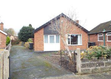 Thumbnail 2 bed bungalow for sale in Derwent Close, Attenborough, Nottingham