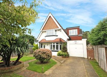 Thumbnail 3 bed detached house for sale in Langbury Lane, Ferring, Worthing