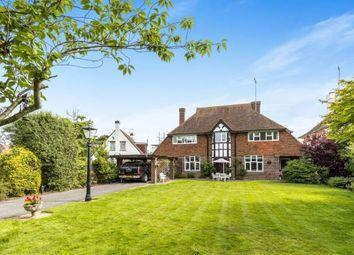 Thumbnail 4 bed detached house for sale in Aldwick Road, Bognor Regis, West Sussex, West Lodge