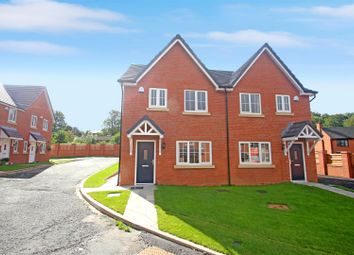 3 bed semi-detached house for sale in St. Dominics Place, Hartshill, Stoke-On-Trent ST4