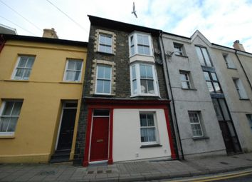 Thumbnail 1 bed flat to rent in Queen Street, Aberystwyth