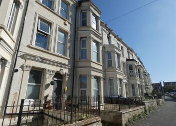 Thumbnail 3 bed flat to rent in Gordon Road, Cliftonville, Margate