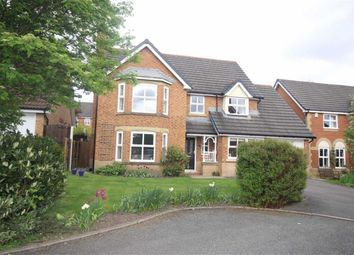 Thumbnail 4 bedroom detached house for sale in Thorns Villa Gardens, Worsley, Manchester