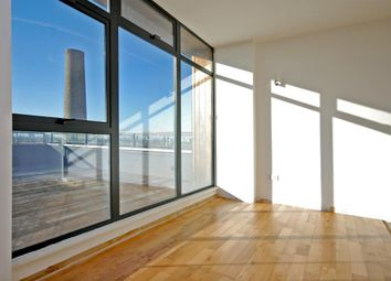 Thumbnail 2 bed flat to rent in Bridgepoint Lofts, 6 Shaftesbury Road, Forest Gate, London
