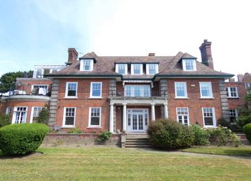 Thumbnail 3 bed flat for sale in Metropole Road West, Folkestone
