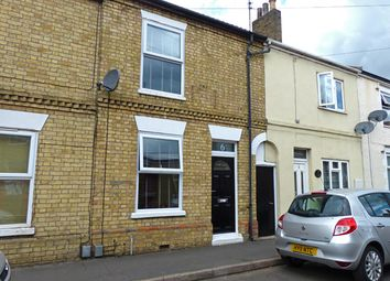 Thumbnail 2 bed terraced house for sale in Palmerston Road, Peterborough