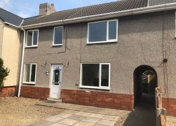 Thumbnail 3 bed terraced house for sale in Grangefield Avenue, New Rossington, Doncaster