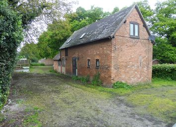 Thumbnail 4 bed barn conversion for sale in Bickenhill Road, Marston Green, Birmingham