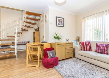 Thumbnail 1 bed terraced house for sale in Meadowdown Close, Hempstead, Gillingham