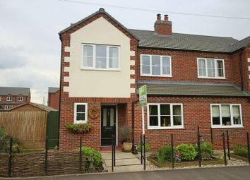 Thumbnail 2 bed semi-detached house for sale in Hillcrest, Newcastle Road, Market Drayton, Shropshire