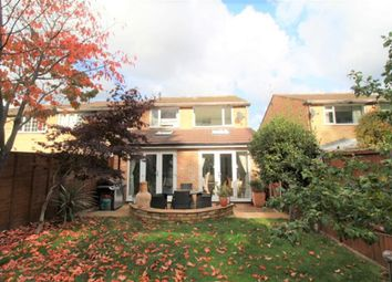 Thumbnail 4 bed end terrace house for sale in Church Road, Chavey Down, Ascot