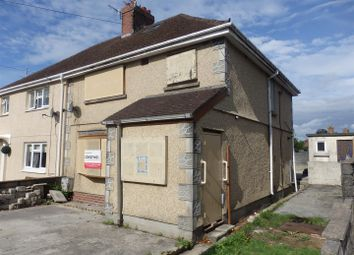 Thumbnail 3 bed semi-detached house for sale in Heol Hen, Llanelli