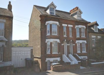 Thumbnail 1 bed flat to rent in Crabble Hill, Dover