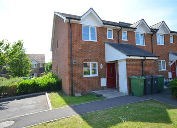 Thumbnail 2 bed end terrace house for sale in Acorn Avenue, Frimley Green, Surrey