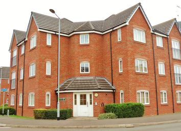 Thumbnail 2 bed flat to rent in Baswich House Way, Stafford