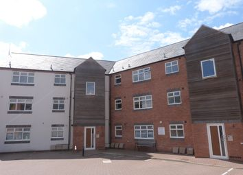 Thumbnail 2 bed flat to rent in Diglis Road, Worcester
