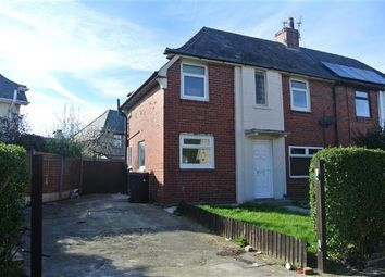 Thumbnail 3 bedroom semi-detached house for sale in Fielding Road, Blackpool