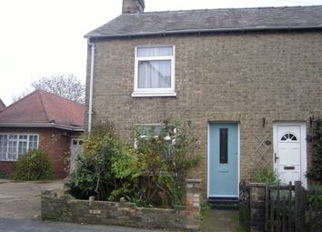 Thumbnail 2 bed semi-detached house to rent in Station Road, Histon, Cambridge
