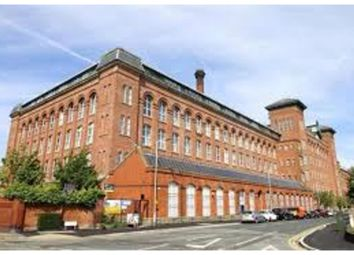 Thumbnail 1 bedroom flat for sale in Houldsworth Mill, Reddish, Stockport