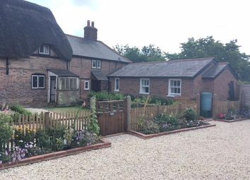 Thumbnail 3 bedroom cottage to rent in Leckhampstead, Berkshire