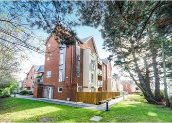 Thumbnail 1 bedroom flat for sale in Archers Road, Banister Park, Southampton