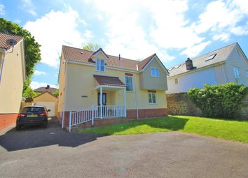 Thumbnail 4 bedroom detached house for sale in Sea Mills Lane, Bristol