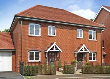 3 bed terraced house for sale in Hope Grants Road, Wellesley, Aldershot, Hampshire GU11