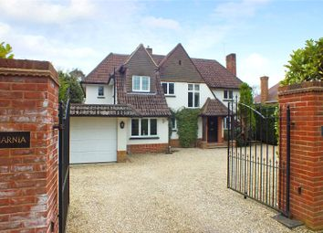 Thumbnail 5 bed detached house for sale in Park Avenue, Camberley, Surrey