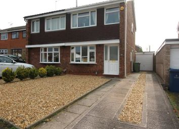 Thumbnail 3 bed semi-detached house to rent in The Bramblings, Stafford