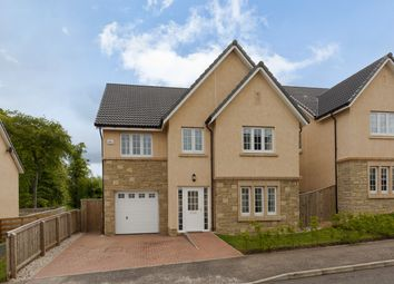 Thumbnail 5 bed detached house for sale in King's View Crescent, Ratho