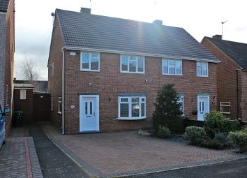 Thumbnail 3 bed semi-detached house for sale in Moat Avenue, Green Lane, Coventry