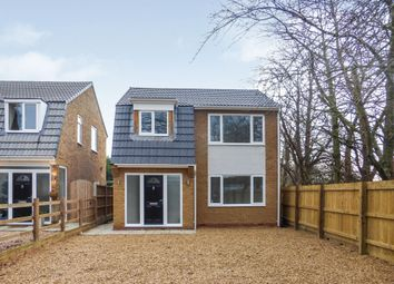 Thumbnail 3 bed detached house for sale in Patrick Court, Corby