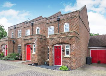 Thumbnail 2 bed end terrace house for sale in Burgate Crescent, Sherfield-On-Loddon, Hook