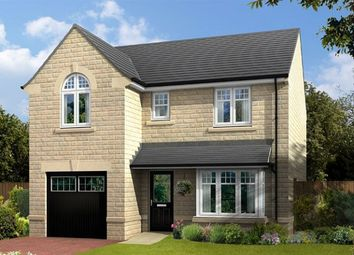 "Thumbnail 4 bedroom detached house for sale in ""The Windsor"" at Sykes Lane, Silsden, Keighley"