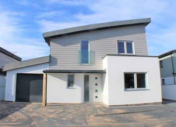 Thumbnail Detached house for sale in Rock Road, St. Minver, Wadebridge