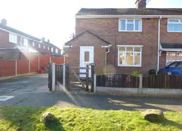 Thumbnail 2 bedroom semi-detached house to rent in Maple Lane, Cuddington, Northwich