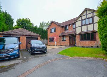 Thumbnail 6 bed detached house for sale in Owlthorpe Close, Mosborough, Sheffield