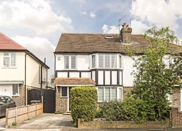 Thumbnail 4 bedroom semi-detached house for sale in Vincent Road, Isleworth