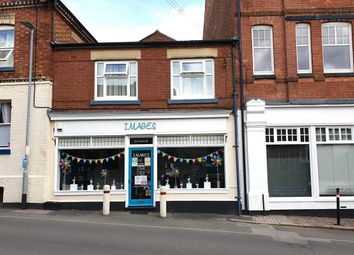 Thumbnail Retail premises for sale in Cross Street, Enderby, Leicester