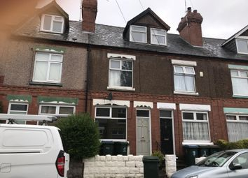 Thumbnail 3 bed terraced house for sale in Collingwood Road, Earlsdon, Coventry
