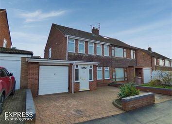 Thumbnail 3 bed semi-detached house for sale in Witton Way, Rainford, St Helens, Merseyside