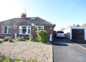 Thumbnail 2 bedroom semi-detached bungalow for sale in Brookdale Avenue, Thornton-Cleveleys