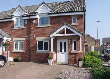 Thumbnail 2 bed end terrace house to rent in Chestnut Way, Widdrington, Morpeth