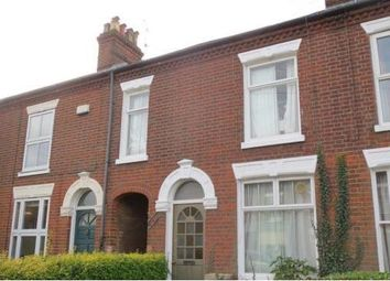 Thumbnail 5 bedroom terraced house to rent in Leopold Road, Norwich