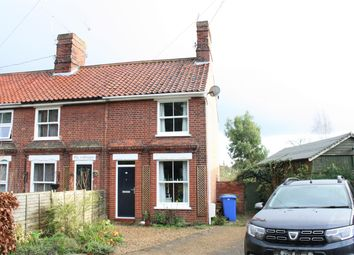 Thumbnail 2 bedroom end terrace house for sale in London Road, Beccles
