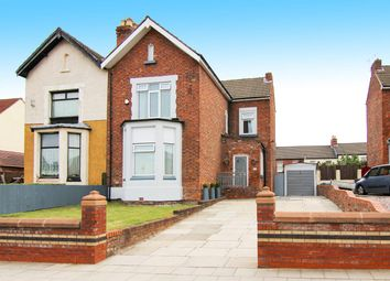 Thumbnail 4 bed semi-detached house for sale in New Chester Road, Birkenhead