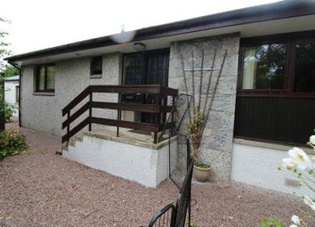 Thumbnail 3 bedroom detached bungalow for sale in Pitcaple, Inverurie