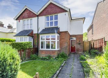 Thumbnail 2 bed semi-detached house to rent in Stanmore Lane, Winchester