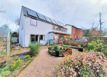 Thumbnail 4 bed detached house for sale in Lewis Avenue, Tiverton, Devon